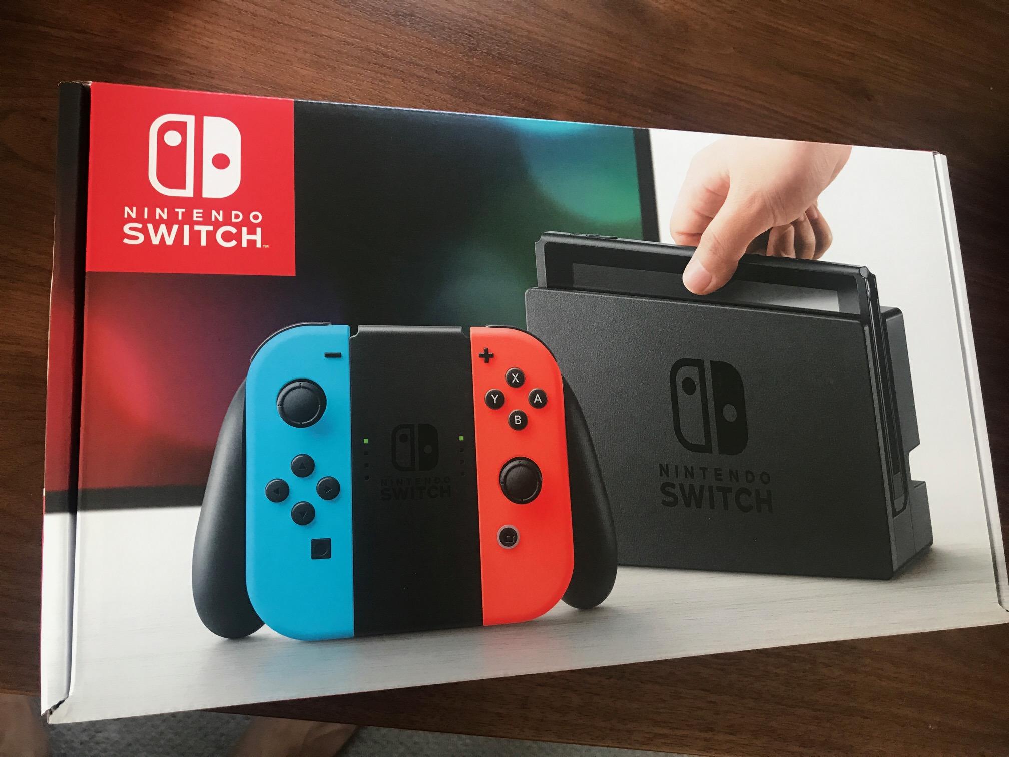 Nintendo Switch(スイッチ)をゲットするオススメの方法