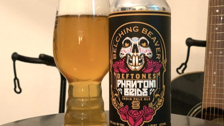 【1日1ビア】BELCHING BEAVER「Phantom Bride IPA(ファントム ブライド IPA)」を飲んだ