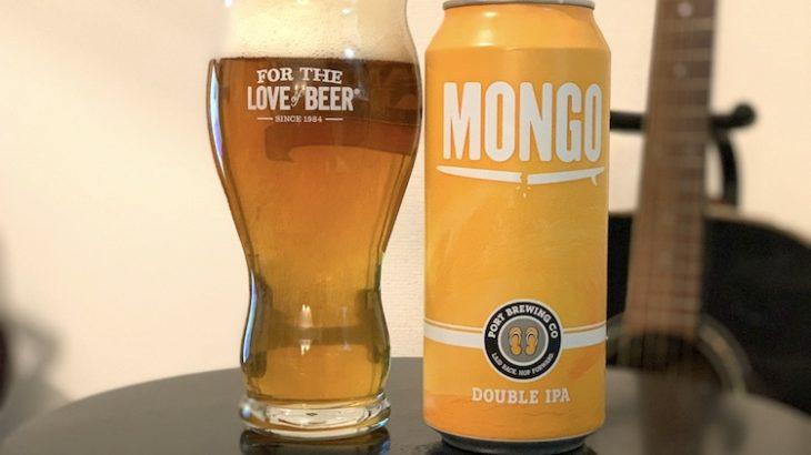 【1日1ビア】Port Brewing「MONGO IPA(モンゴ IPA)」を飲んだ