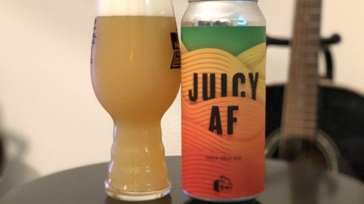 【1日1ビア】Boombox「Juicy AF (ジューシー AF)」を飲んだ