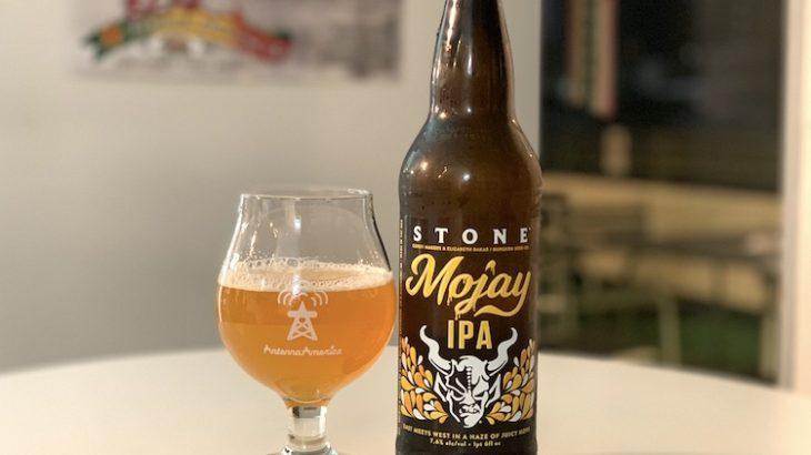 【1日1ビア】Stone Brewing「MOJAY IPA(モジャイ IPA)」を飲んだ