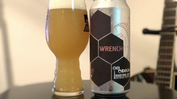 【1日1ビア】Industrial Arts Brewing「Wrench(レンチ)」を飲んだ