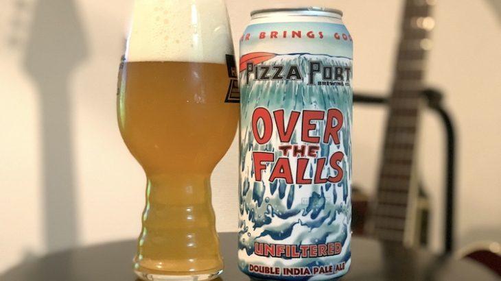 【1日1ビア】Pizza Port「Over the Falls(オーバーザフォール)」を飲んだ
