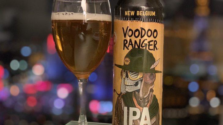 【1日1ビア】New Belgium 「Voodoo Ranger IPA(ブードゥー レンジャー IPA )」を飲んだ