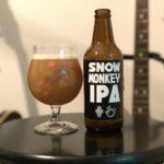 【1日1ビア】志賀高原ビール「SNOW MONKEY IPA 2019(スノーモンキー IPA 2019)」を飲んだ