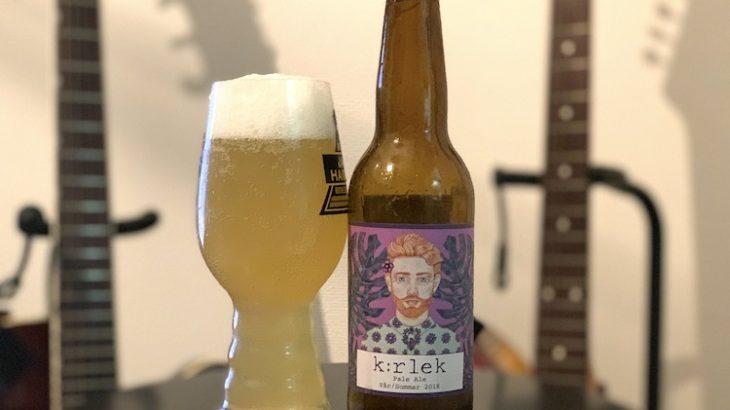 【1日1ビア】Mikkeller「K:rlek 12(ケーレック 12)」を飲んだ