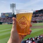 【1日1ビア番外編】楽天ゴールデンイーグルス球団オリジナルビール「Eagles Beer(イーグルス ビール)」を飲んだ