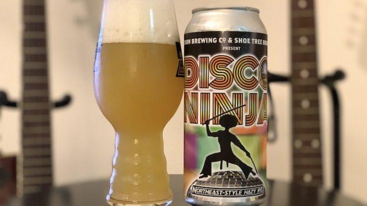 【1日1ビア】REVISION「Disco Ninja(ディスコ ニンジャ)」を飲んだ