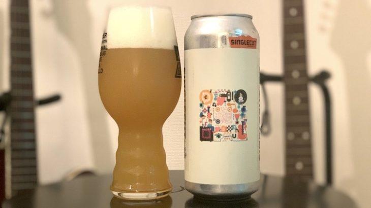 【1日1ビア】SingleCut BEERSMITHS「Big In Japan DDH IPA(日本で人気がある)」を飲んだ