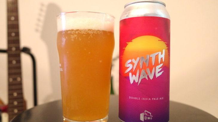 【1日1ビア】Boombox「Synth Wave(シンセ ウェーブ)」を飲んだ