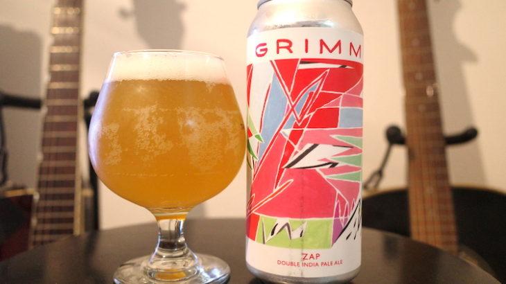 【1日1ビア】Grimm Artisanal Ales「Zap(ザップ)」を飲んだ